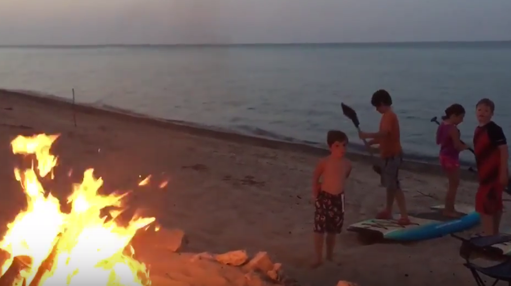 'The Traveling Fenechs' Take Web Series to Michigan's Beautiful Coastline [VIDEOS]