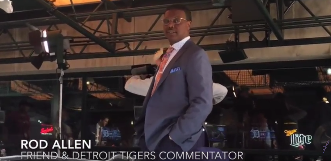The Traveling Fenechs take on Comerica Park – Go Tigers! [ORIGINAL VIDEO]