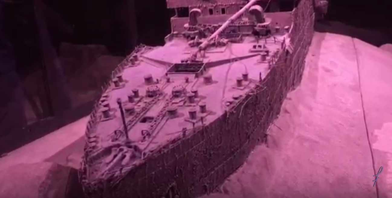 Check Out These Authentic Titanic Artifacts [VIDEO]