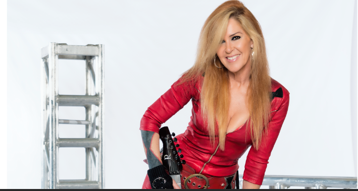 Jeremy Interviews and Plays 'Match Game' with Lita Ford [VIDEO]