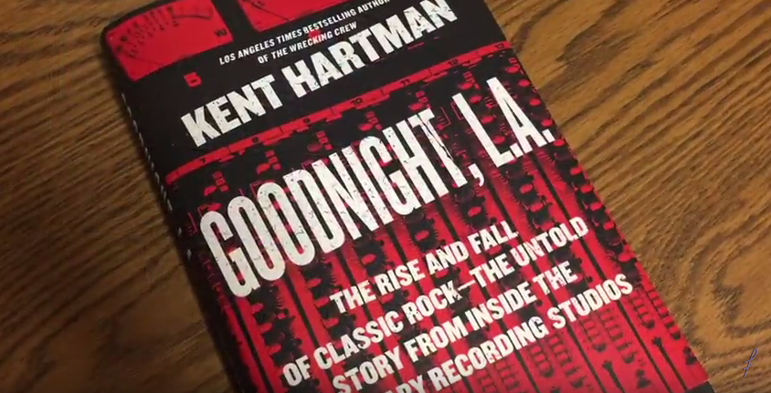 Jeremy Talks to Author Kent Hartman About His New Book [VIDEO]