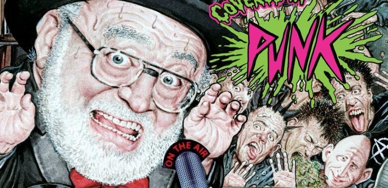 Jeremy Talks to Dr. Demento & John Cafiero to promote 'Dr. Demento: Covered in Punk' [AUDIO]