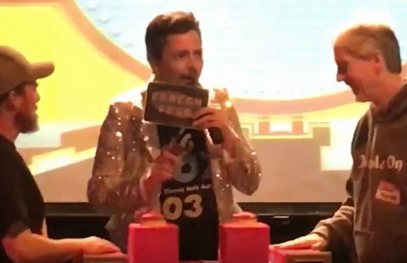 Jeremy Plays Radio Contest 'The Fenech Feud' With The Fox Airforce Live at Jack's Place! [VIDEO-NSFW]