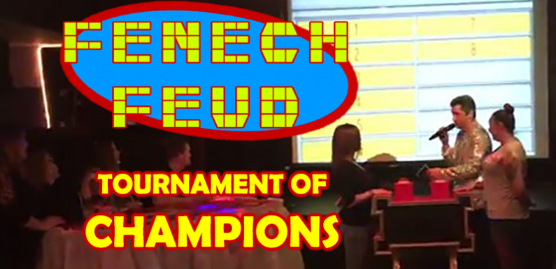 Fenech Feud Season Seven Leader Board