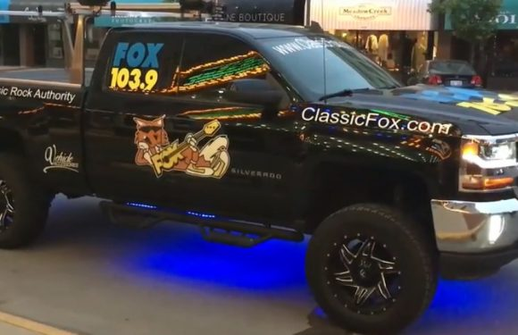Say Hello to the New Fox Truck [VIDEO]