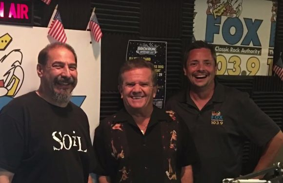The Man Behind Eddie Munster, Butch Patrick Drops By The Fox Studio [VIDEO]
