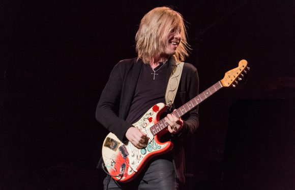Jeremy Talks Rock, Blues and Not Reading Music with Kenny Wayne Shepherd [VIDEO]