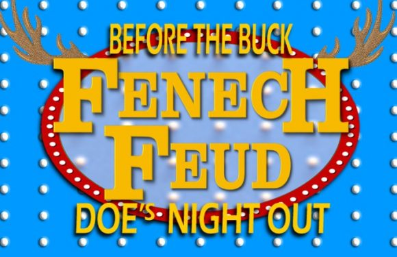 Fenech Feud at Scooters Bar & Grill for Before The Buck: Doe's Night Out