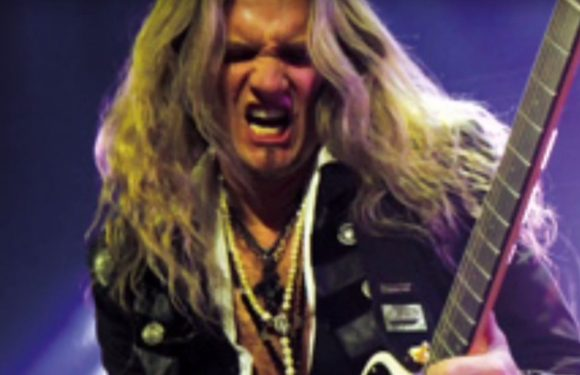 Joel Hoekstra from Trans-Siberian Orchestra Returns to The Punch-Out Party [VIDEO]