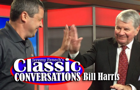 Jeremy Fenech's Classic Conversations: Bill Harris [VIDEO]