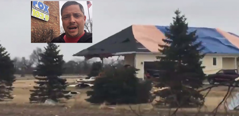 Tornado Damage Following Thursday Night's Tornadoes in Shiawassee, Genesee Counties [VIDEO]