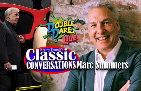 Jeremy Fenech's Classic Conversations: Marc Summers [VIDEOS]