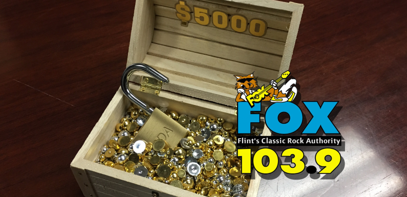 Local Flint Radio Station Hands Out $5,000 [VIDEO]