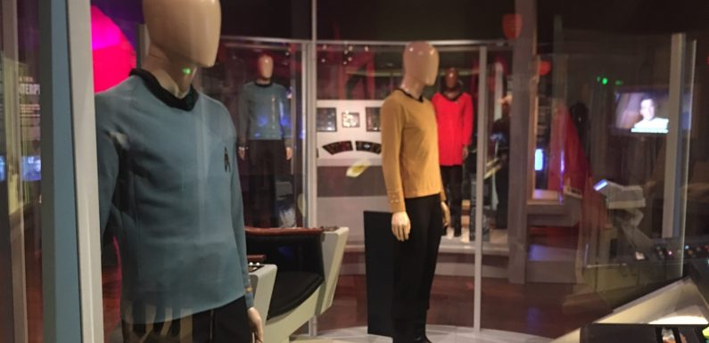 Boldly Go Engage with 'Star Trek' at The Henry Ford in Detroit  [VIDEO]