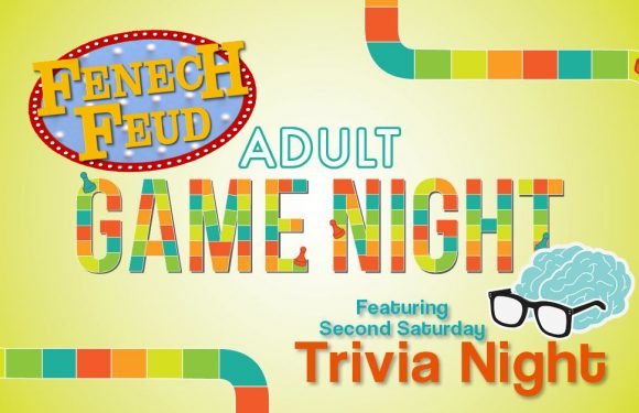 Fenech Feud at Longway Planetarium's Adult Game Night