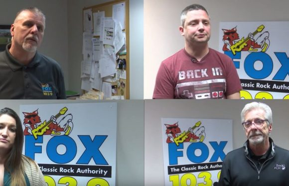 103.9 The Fox Praised for Being Local on Davison's DTV [VIDEO]