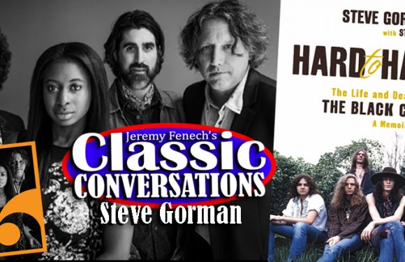 Jeremy Drums Up a Conversation with Former Black Crowes Drummer Steve Gorman [AUDIO]