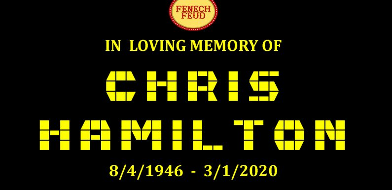 Our Final Fenech Feud with the Late Chris Hamilton [NSFW-VIDEO]