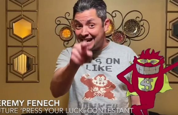 Jeremy Auditions for 'Press Your Luck' [VIDEO]
