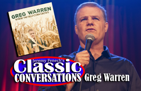 "Comedian Greg Warren Talks About His New Comedy Special ""Where The Field Corn Grows"" [VIDEO]"