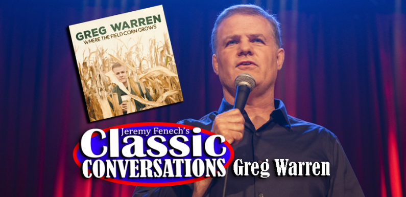 """Comedian Greg Warren Talks About His New Comedy Special """"Where The Field Corn Grows"""" [VIDEO]"""