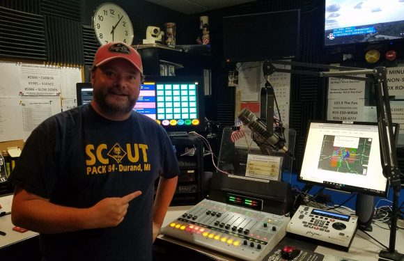 Josh Strickland Joins 103.9 The Fox [AUDIO]