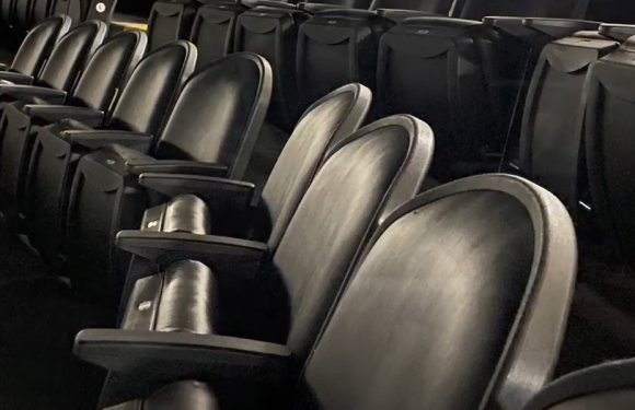 Flint Gets Seats, LEDs From The Palace of Auburn Hills [VIDEO]