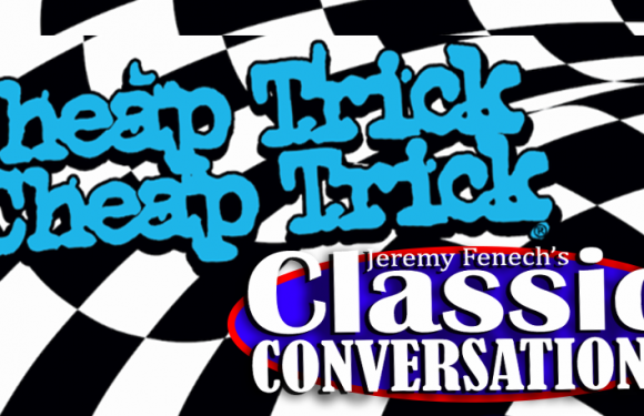 Cheap Trick's Tom Petersson joins Jeremy for a Classic Conversation